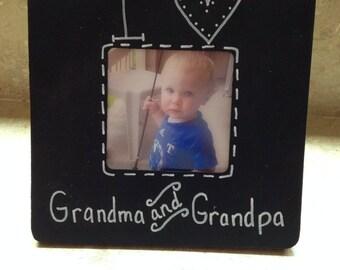 grandparent picture frame