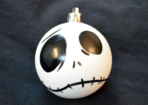Nightmare before christmas jack skellington ornament by - Jack skellington christmas decorations ...