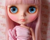 Blythe Top - One Sleeve Light Pink