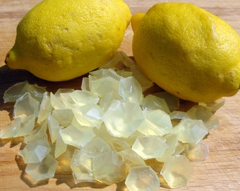 Lemon Verbena Scented Wipie Bits for Cloth Wipes