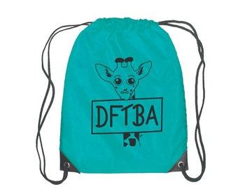 DFTBA Giraffe Backpack