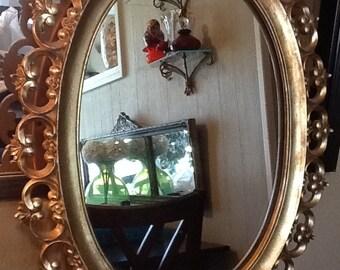 SyrocoWood Mirror