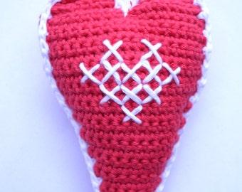 Big Heart - CROCHET PATTERN