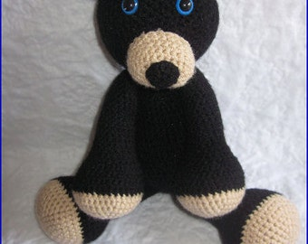 The Adorable Bear Crochet Pattern