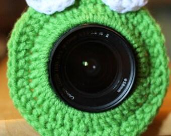 Kermit the Frog Camera Lens Buddy