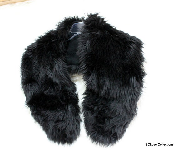 Find great deals on eBay for black faux fur scarf. Shop with confidence.