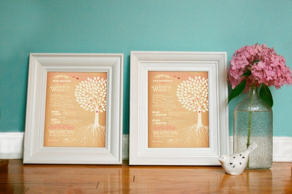 ... sentimental, and personalized custom wedding day gifts for in-laws. 8