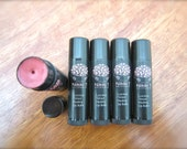 Natural Lip Balm Tinted and Healing including organic oils and natural ingredients 5g