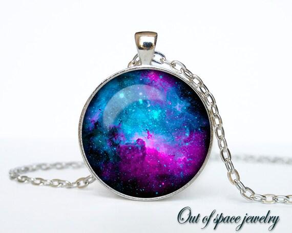 necklaces etsy nebula - photo #26