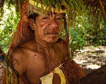 an overview of the life of the indigenous people in the amazon While the amazon rainforest is certainly known to be teeming with life, it turns out that the people who live there are too maria lucimar pereira, an indigenous amazonian belonging to the.