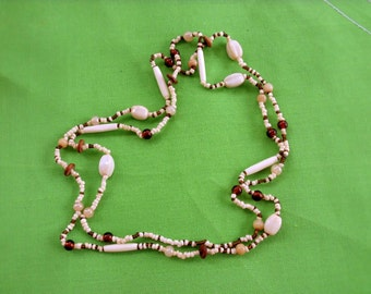 Vintage Bead Long Necklace (Item 712)