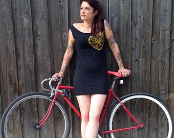 Bike Love T-Dress