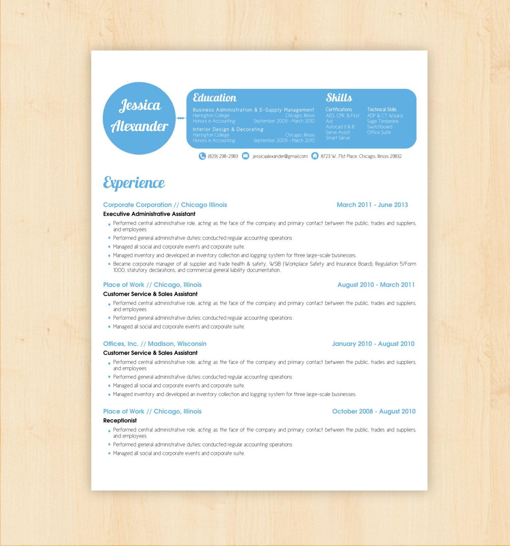 Cv Word Template Format For Cv Resume - Resume cv format docx