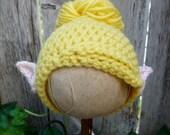 Tinkerbell Inspired Beanie