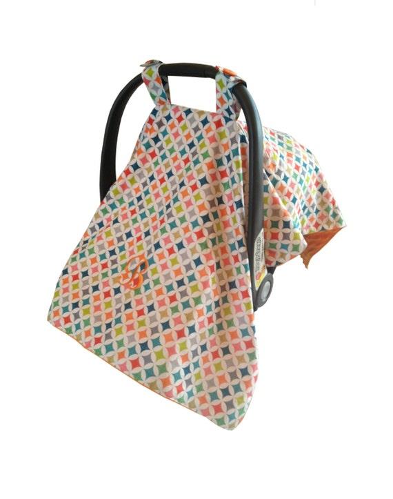 infant car seat cover car seat tent car by preciousbabyattire. Black Bedroom Furniture Sets. Home Design Ideas