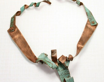 i l e x. copper art jewelry
