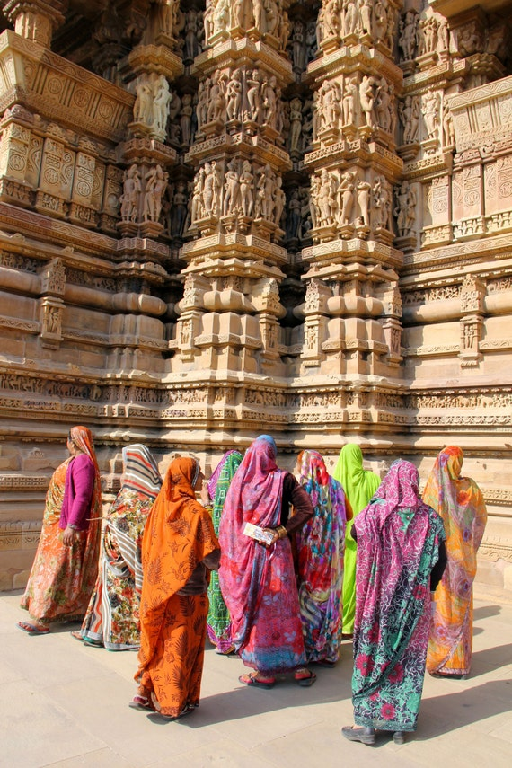 Women of Khajuraho