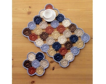 Popular items for kitchen crochet on Etsy