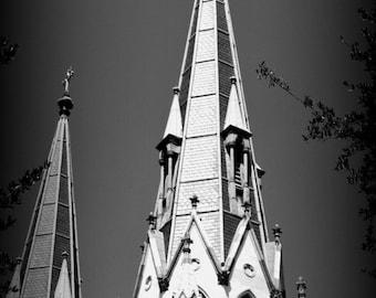 St. John's Cathedral in Savannah GA