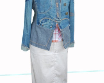 Denim jacket Blue Exclusiv US 16