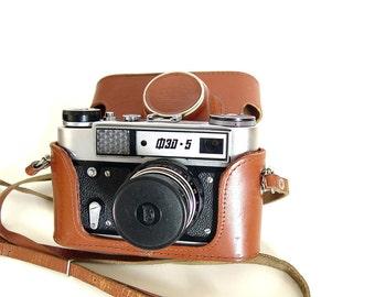 USSR Fed 5 Camera.