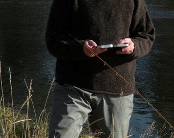 Men's Montana Roll Neck Sweater