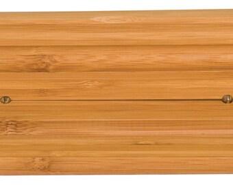 Bamboo Pen Case and Bamboo Pen