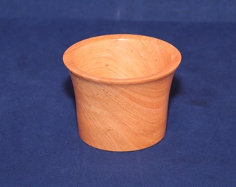 Hand Turned Wood Bowl made from Cherry, item 130