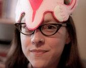 Glamorous Uterus Headpiece Crown