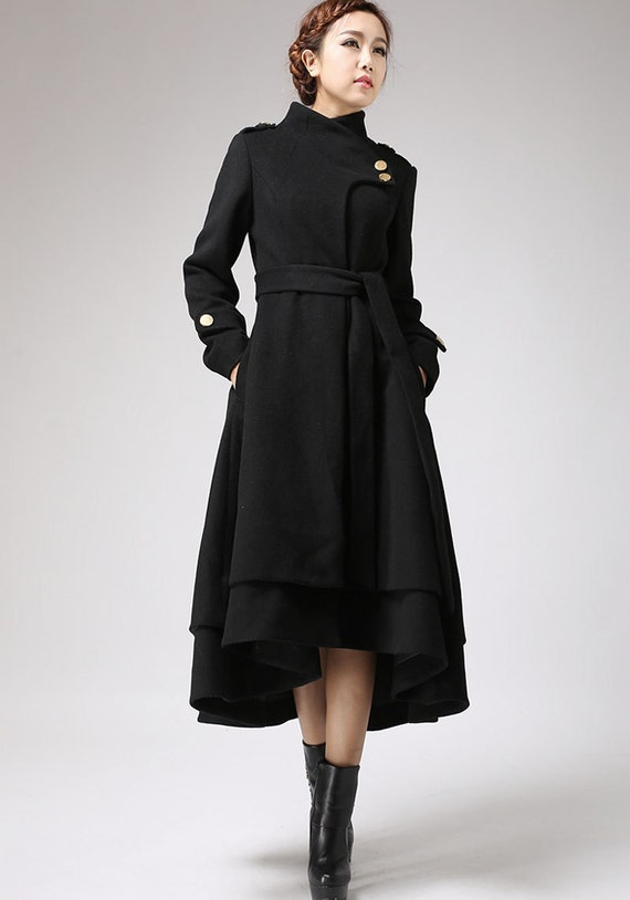 Black Coat Dresses