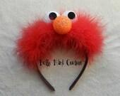 Sesame Street Elmo Headband