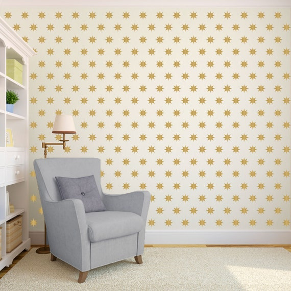star wall pattern wall decal custom vinyl art stickers for homes