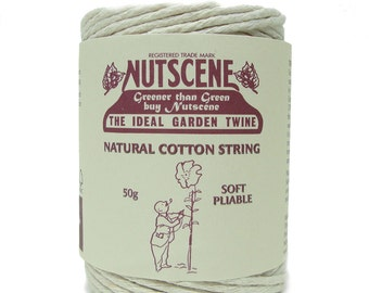 ON SALE! Natural Cotton String --- 50% off