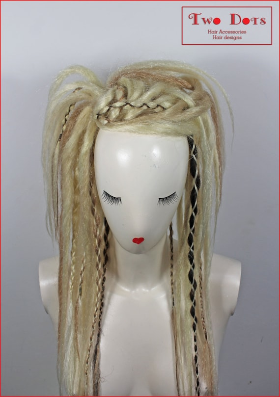 how to add extra dreads to astablished dreads