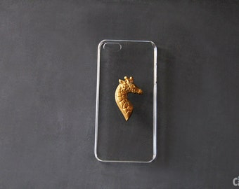 iPhone X Case iPhone 8 Case Giraffe Case Transparent iPhone Case Clear iPhone 6 Plus Case iPhone 7 Plus Case  Case iPhone 6s iPhone 7 Case