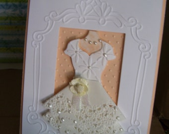 Wedding  Card/Wedding Shower Card