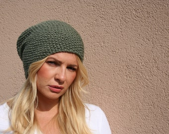 Slouchy Winter Hat for Men and women