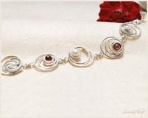 personalized birthstone gift , colorful bracelet , friendship bracelet , promise bracelet , everyday bracelet , mother daughter  bracelet