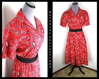 Bandana dress  Etsy