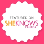 My Breast Cancer Awareness Bracelet was featured in SHEKNOWS Canada
