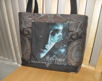 Rosa's Tote-Once Again I Must Ask Too Much Of You, Harry-Harry Potter and Dumbledore