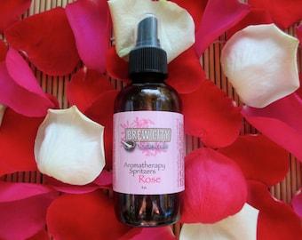 Rose Aromatherapy Spritzer