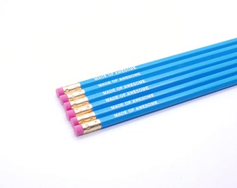 Pencils // Made Of Awesome Pencil Set