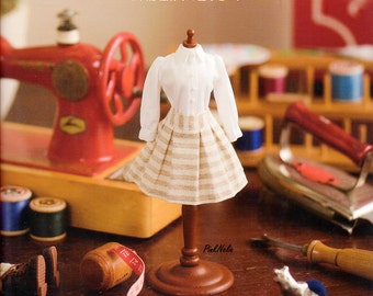 First Time Dolly Doll Dress Recipe Japanese Craft Book
