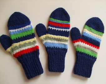 What  What  What  You Ask - 3 Mittens Equals 3x More Fun - Womens or Teens