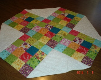 Colorful tabletopper
