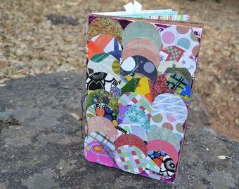 Colorful Circles Journal