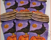 CaPTuReD HaLLoWeeN CRoW TaGs