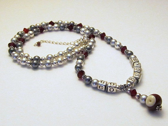 http://www.artfire.com/ext/shop/product_view/signaturesterling/2967094/sterling___crystal_ohio_state_set_necklace__bracelet__earrings/handmade/jewelry/sets/beadwork