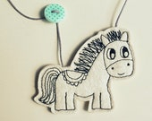 Pony (necklace for children)